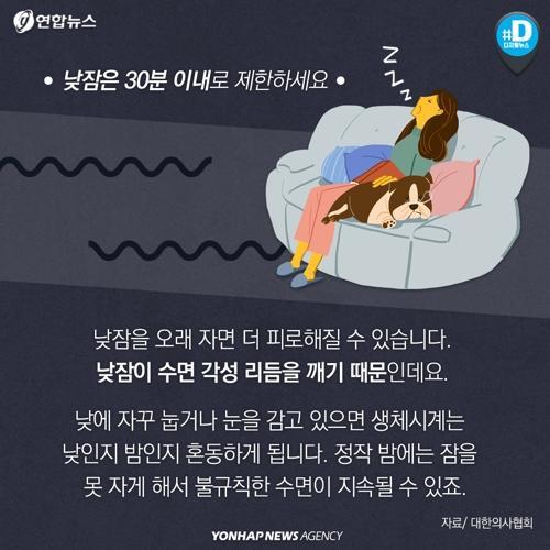 추석 연휴 끝, 후유증 없애려면…생체