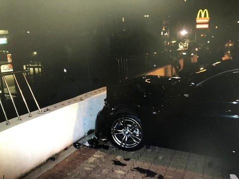 만취 BMW에 치인 '검사의 꿈'
