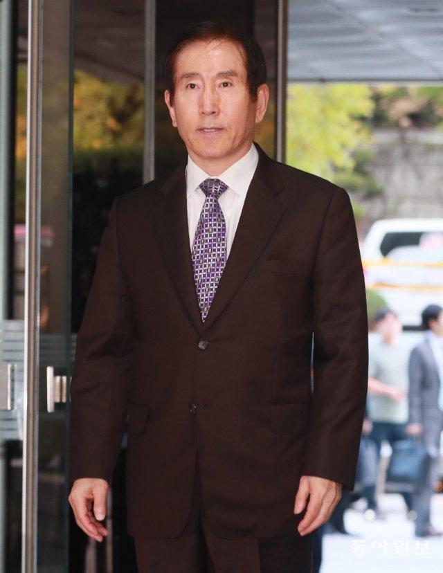 '친정'에 구속수감 된 조현오 전 경