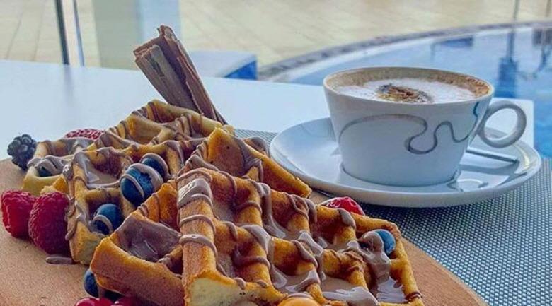 두바이 7성급 호텔 버즈 알 아랍 레