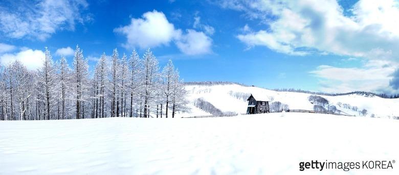 환상의 설국, 아름다운 겨울 나라7