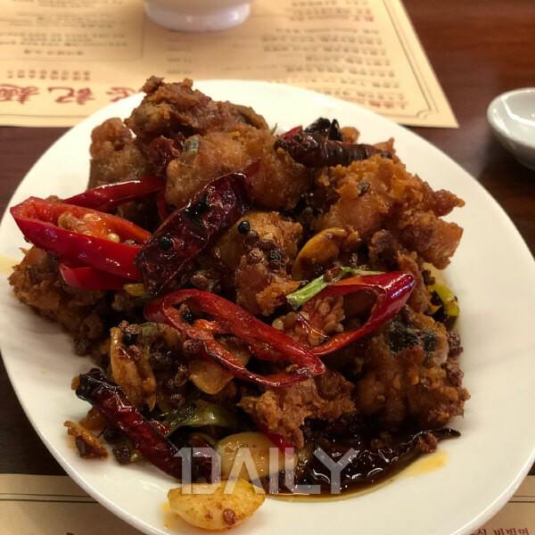 탕짬짜 말고 색다른 중국요리 추천합니