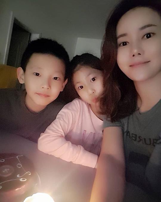 """박잎선, 전 남편 송종국 언급 """"애들"""
