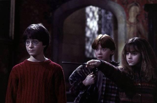 해리 포터 키즈들, 4DX의 마법극