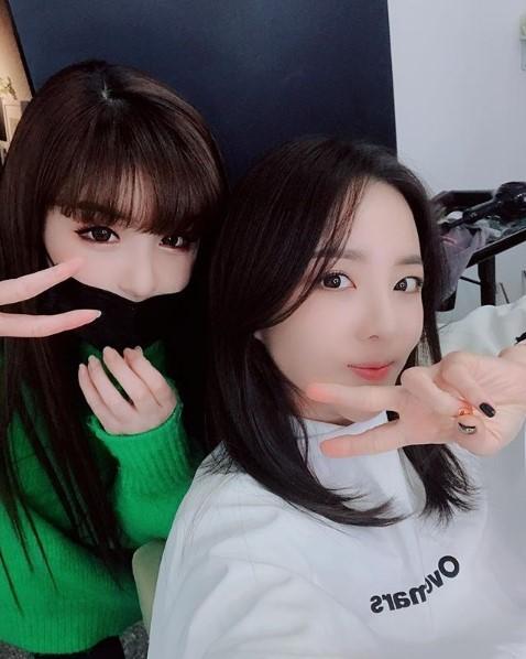 박봄X산다라박, 투애니원 해체에도 여