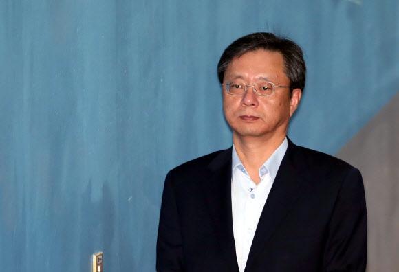 검찰 '불법 사찰' 우병우 징역 5년