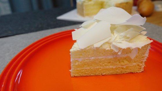 빵, 케이크 예쁘게 자르는 초간단 비