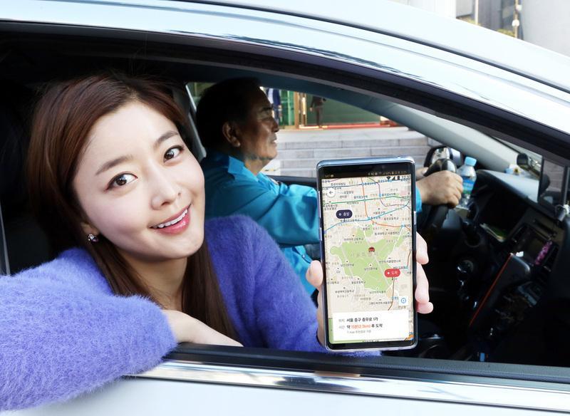 """""""카카오 게 섰거라""""…'티맵 택시'"""