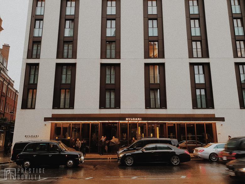 명품 브랜드의 명품 호텔