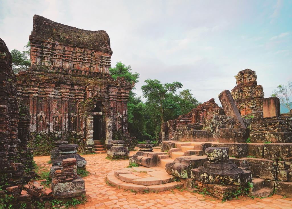 WELCOME TO VIETNAM