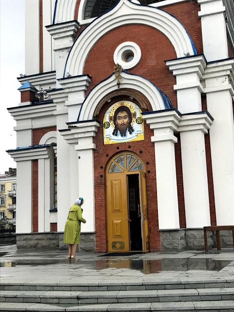 러시아 하바롭스크 #1 - 여행지의