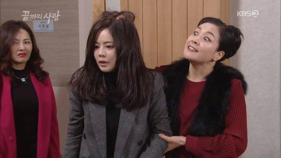 아직도 '막장' 찍는 지상파… 김치·