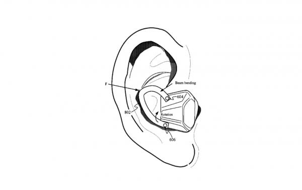 애플, 귀 모양에 따라 변하는 에어팟