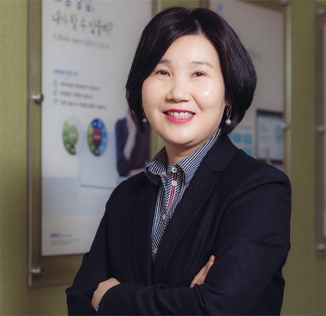 삼성화재 첫 고졸女임원 오정구씨