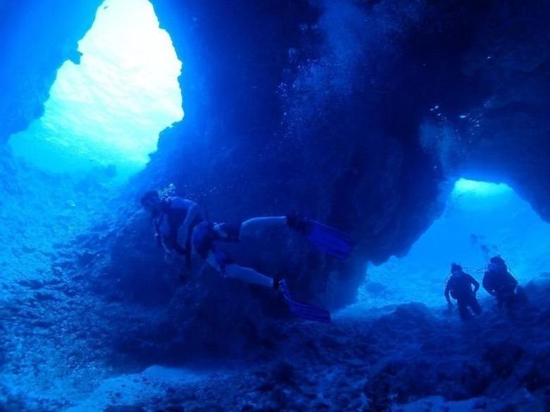 세계 3대 다이빙 스팟 사이판 그루토