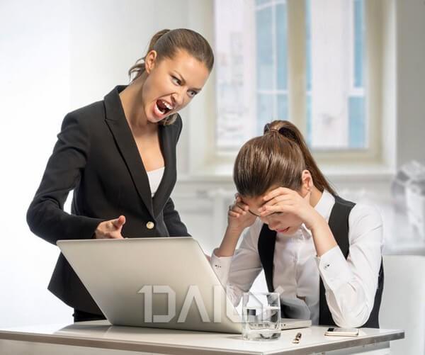 스트레스를 유발하는 직장 동료 유형