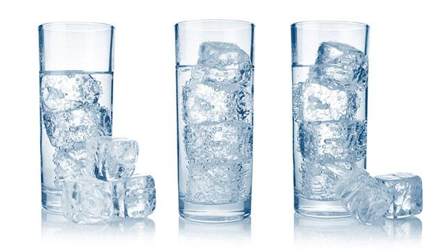 삼겹살 먹고 찬물 마시면 암에 걸린다