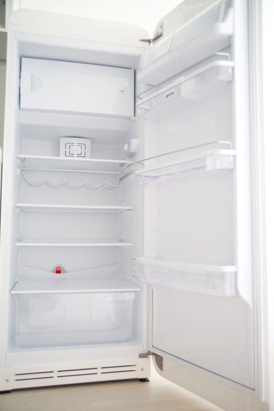 냉장고 청소=음식물 쓰레기 버리기?