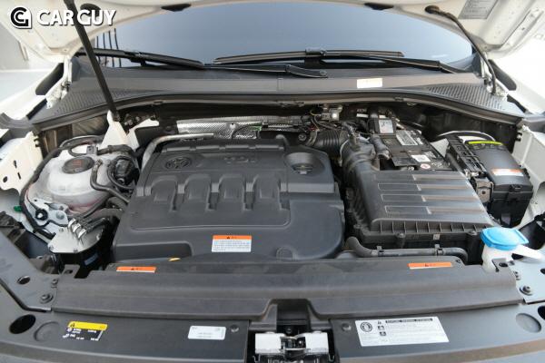 [시승기]SUV의 기본 티구안..디젤
