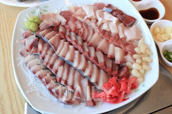 노량진 수산 시장 맛집? 맛 좋아 인