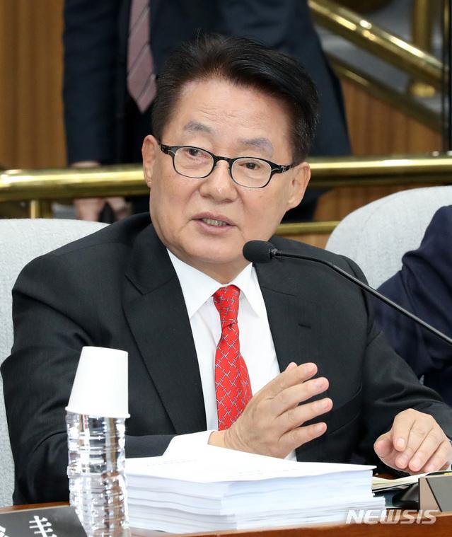 """손혜원, 박지원에 """"야비한 정치인…제"""