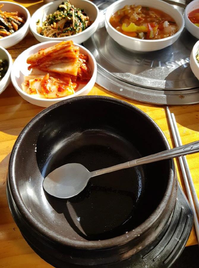 """""""10시간 단식 후 첫끼""""…김의성,"""