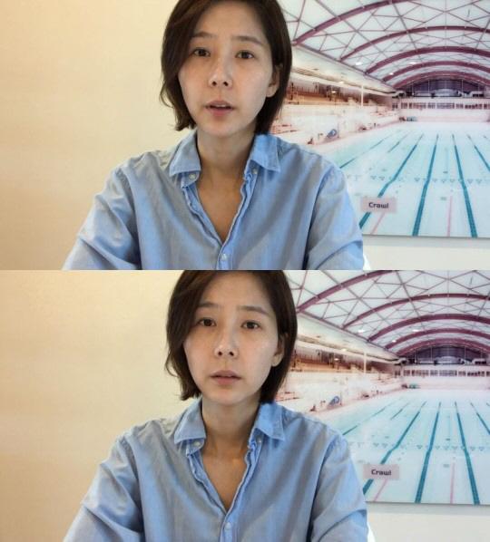 """김나영 """"엄마니까 용기 낸다"""" 이혼"""