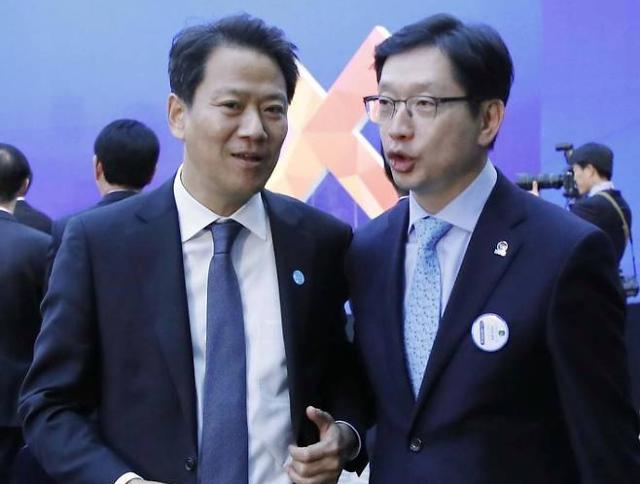 """임종석 """"'정치말라' 노무현 대통령"""