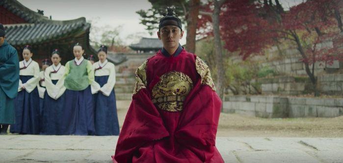 """""""저 모자는 뭐지?""""…드라마 '킹덤'"""