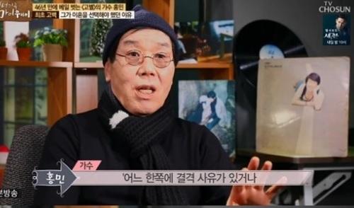 """'마이웨이' 홍민, 이혼 이유…""""내"""