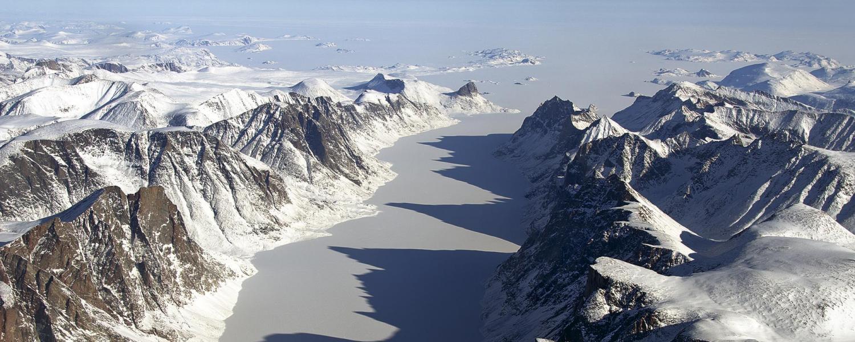 캐나다 북극권 '얼음 속 땅' 4만년