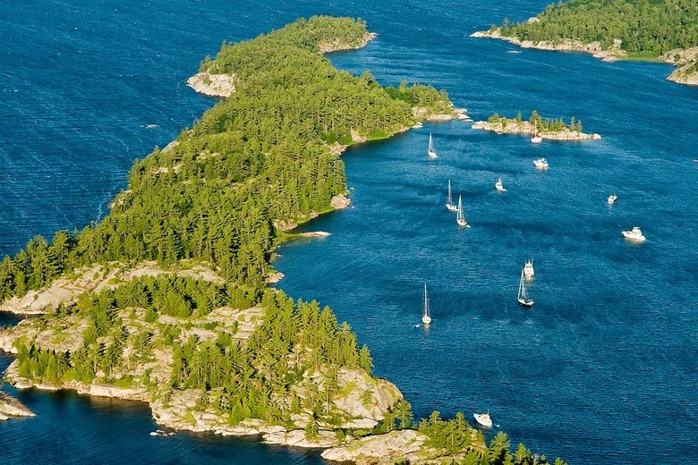 바다처럼 보이는 호수, 세계에서 가장