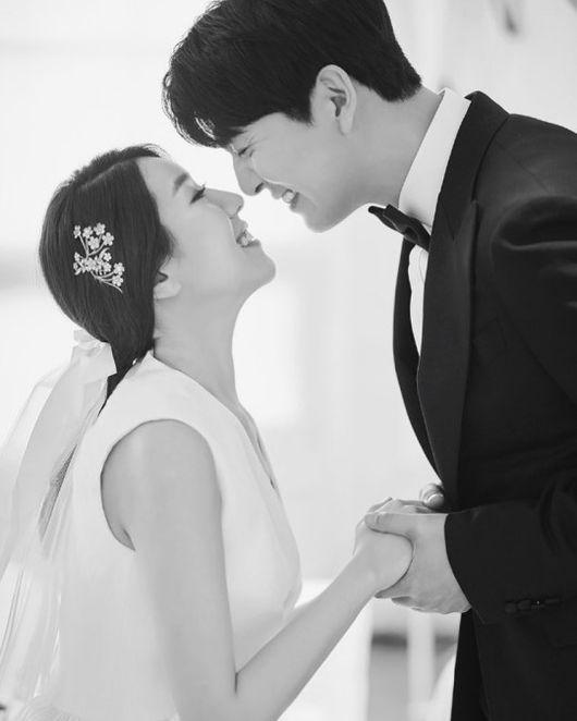 '결혼' 이필모♥서수연, 사회 손현주
