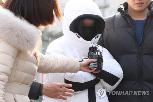 '버닝썬 마약 의혹' 애나, 14시간