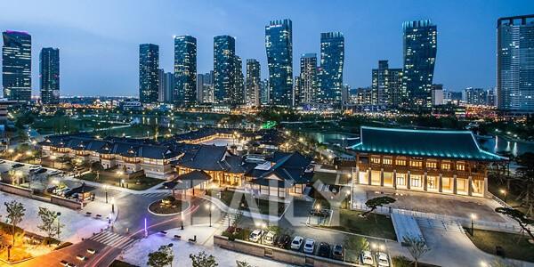 한국의 멋을 담다! 이색 힐링 공간
