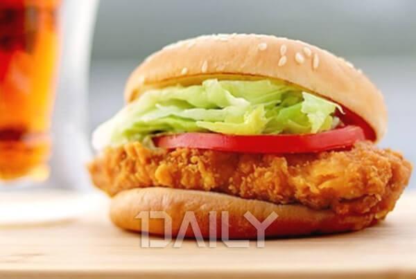 치킨 덕후들이 사랑한 치킨버거 베스트