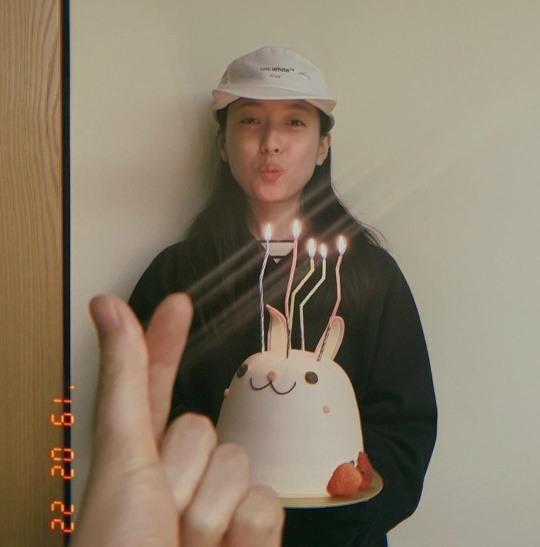 한효주, 한지민X이지아X추자현과 생일
