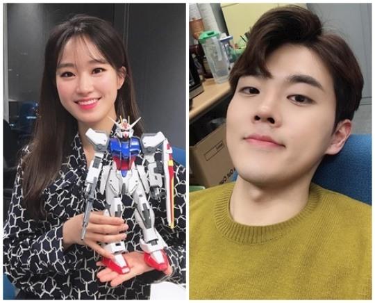 """""""사내연애 NO""""…이인권-주시은 아나"""