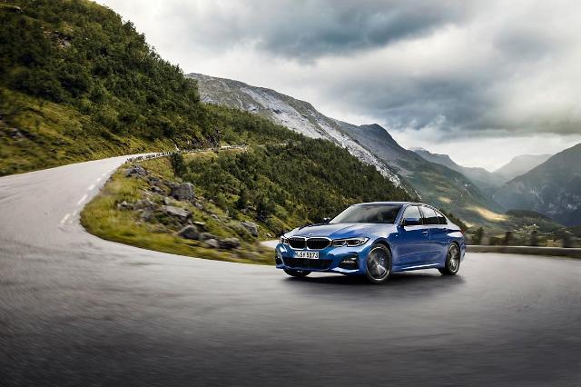 출시 임박 BMW 뉴 3시리즈...크