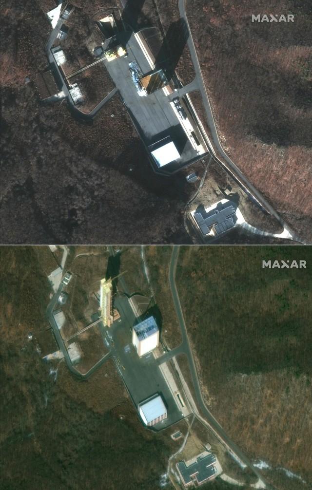 북, 하노이 회담 전 미사일 시험장