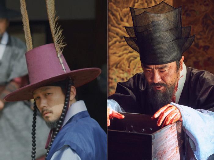 오 마이 '갓'…조선시대 모자도 막장