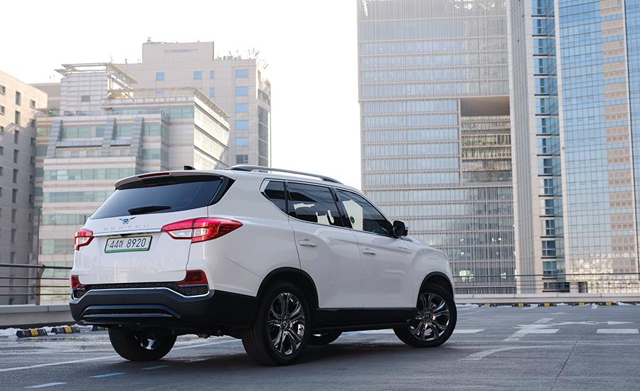 합리적인 한국형 대형 SUV의 존재,