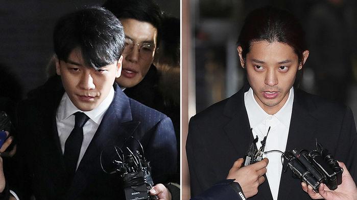 경찰이 밝힌 '승리·정준영 카톡방 경