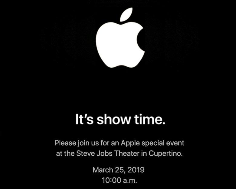 애플의 봄 이벤트(3/25), 새로운