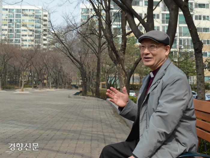 """대한성공회 윤종모 주교 """"명상, 즐기"""