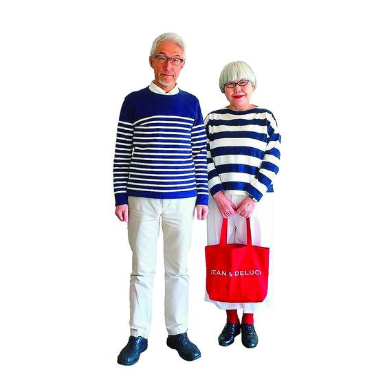 """하야시 부부 """"우리는 늙었지만 낡지는"""