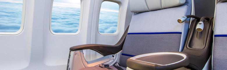 비행기 좌석 업그레이드의 비밀