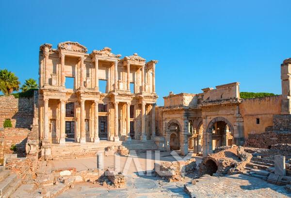 타임머신 여행지로 유명한 터키 여행