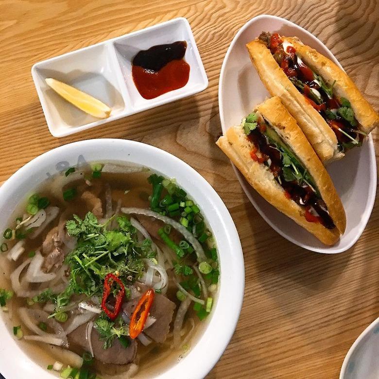 새콤 상큼한 하노이의 맛 베트남 음식