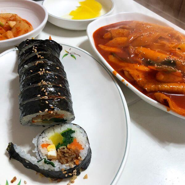 생활의 달인 김밥 맛집 7곳